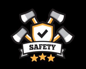 Safety First width=
